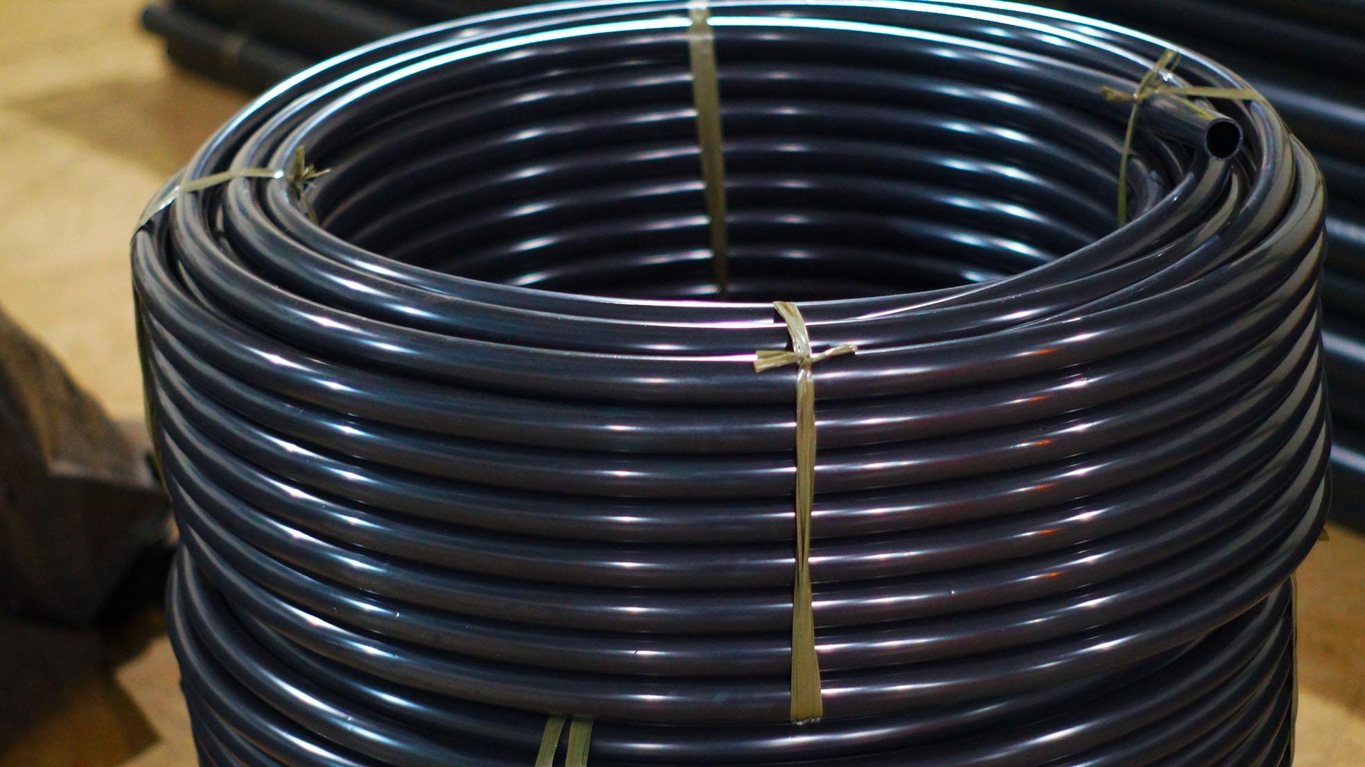 Mangueira Para Irrigação(Tubo Polietileno)